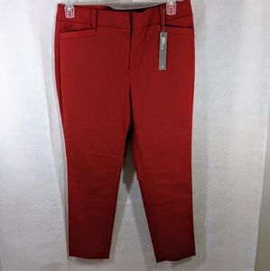 Marisa skinny ankle length pants 12 petite
